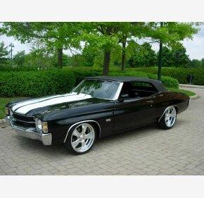 1971 Chevrolet Chevelle for sale 100738512