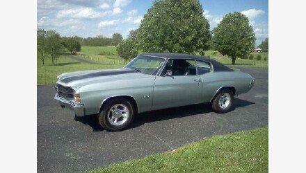 1971 Chevrolet Chevelle for sale 100825217