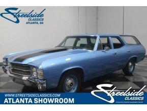 1971 Chevrolet Chevelle Classics For Sale