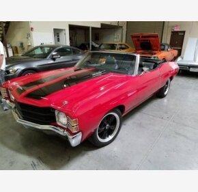1971 Chevrolet Chevelle for sale 100993973