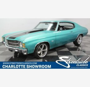 1971 Chevrolet Chevelle for sale 101025699