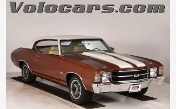 1971 Chevrolet Chevelle for sale 101033647