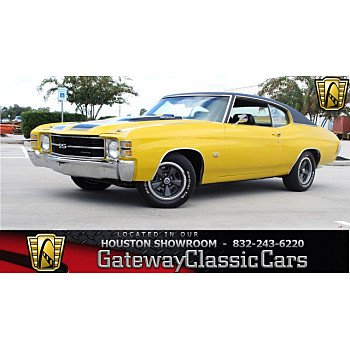 1971 Chevrolet Chevelle SS for sale 101053741