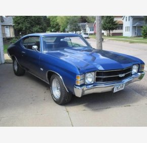 1971 Chevrolet Chevelle for sale 101061869