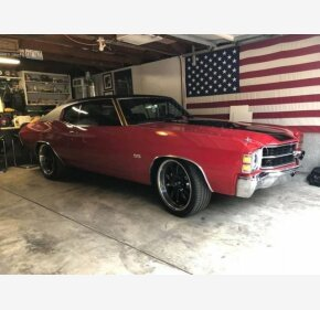 1971 Chevrolet Chevelle for sale 101061939