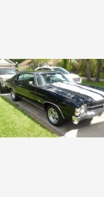 1971 Chevrolet Chevelle for sale 101062039