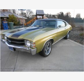 1971 Chevrolet Chevelle for sale 101069443