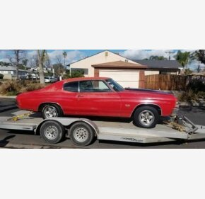 1971 Chevrolet Chevelle for sale 101078480