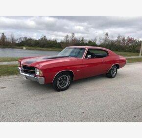 1971 Chevrolet Chevelle for sale 101085132