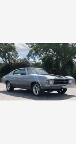1971 Chevrolet Chevelle SS for sale 101101075