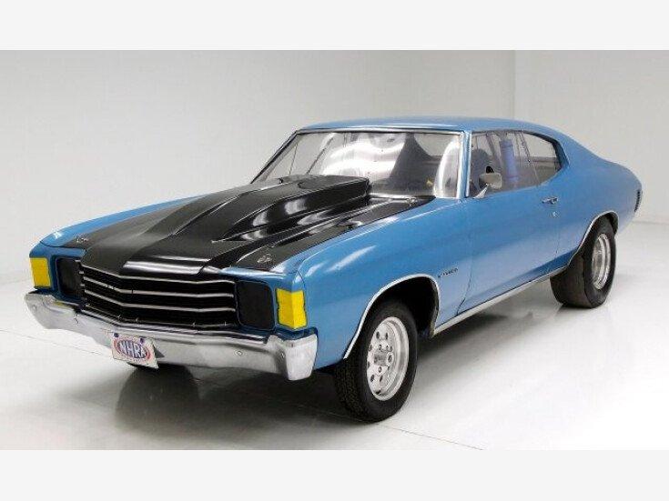 1971 Chevrolet Chevelle for sale 101127247