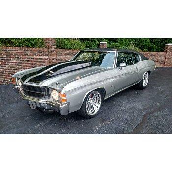1971 Chevrolet Chevelle for sale 101178254