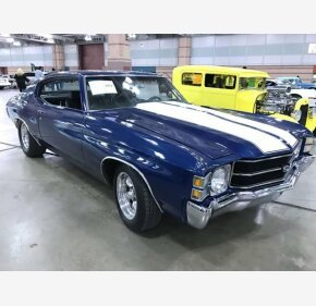1971 Chevrolet Chevelle for sale 101185521