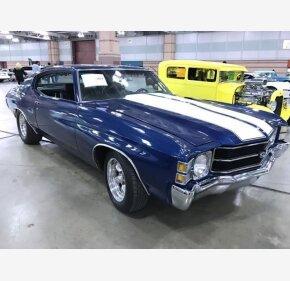 1971 Chevrolet Chevelle for sale 101185521