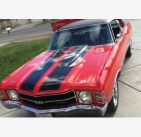 1971 Chevrolet Chevelle for sale 101195462
