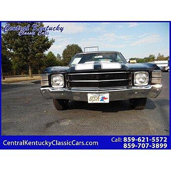 1971 Chevrolet Chevelle Malibu for sale 101195962