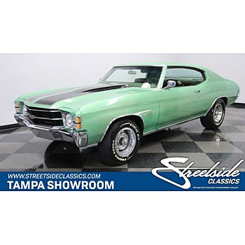 1971 Chevrolet Chevelle for sale 101196046
