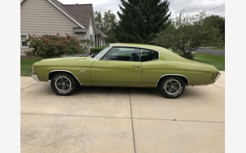 1971 Chevrolet Chevelle SS for sale 101215184