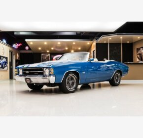 1971 Chevrolet Chevelle for sale 101218340