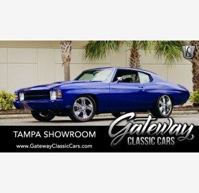 1971 Chevrolet Chevelle for sale 101226407
