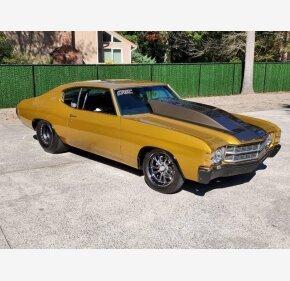 1971 Chevrolet Chevelle for sale 101227042