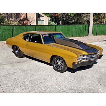 1971 Chevrolet Chevelle for sale 101227042