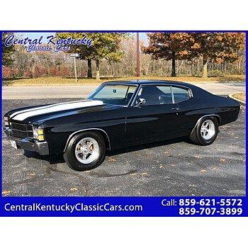 1971 Chevrolet Chevelle for sale 101239716