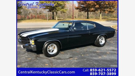 1971 Chevrolet Chevelle for sale 101239716