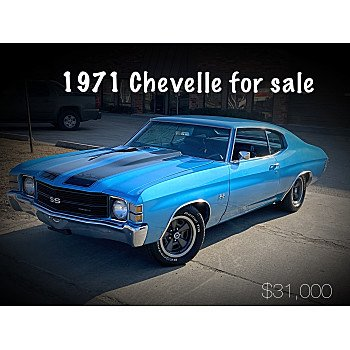 1971 Chevrolet Chevelle for sale 101250212