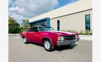 1971 Chevrolet Chevelle for sale 101251673