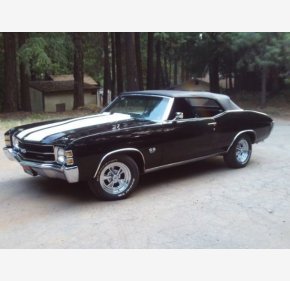 1971 Chevrolet Chevelle for sale 101264574