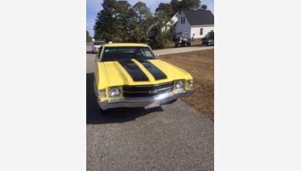 1971 Chevrolet Chevelle for sale 101264889