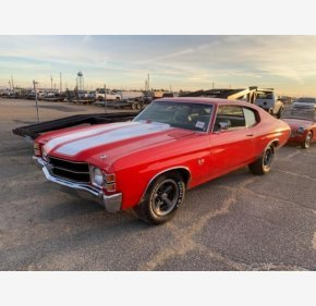 1971 Chevrolet Chevelle SS for sale 101265432