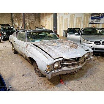 1971 Chevrolet Chevelle for sale 101268116