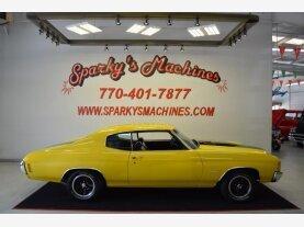 1971 Chevrolet Chevelle for sale 101271134