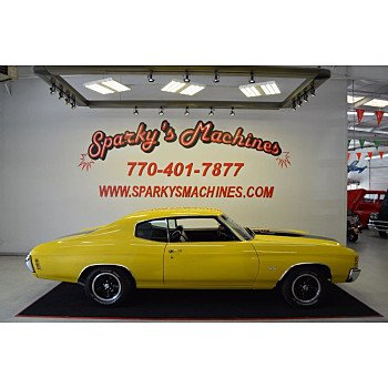 1971 Chevrolet Chevelle for sale 101271134