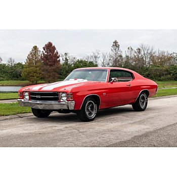 1971 Chevrolet Chevelle for sale 101275575