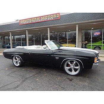 1971 Chevrolet Chevelle for sale 101278108