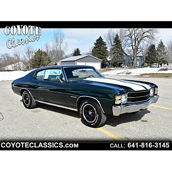 1971 Chevrolet Chevelle for sale 101292013