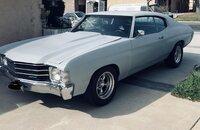 1971 Chevrolet Chevelle Malibu for sale 101300906