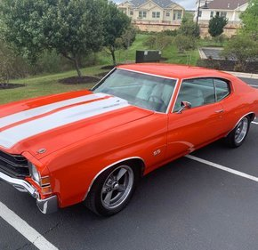 1971 Chevrolet Chevelle SS for sale 101301244