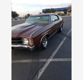 1971 Chevrolet Chevelle Malibu for sale 101301958