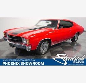 1971 Chevrolet Chevelle for sale 101307186