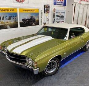 1971 Chevrolet Chevelle for sale 101307289