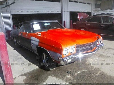 1971 Chevrolet Chevelle for sale 101308161