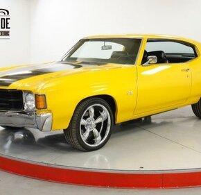 1971 Chevrolet Chevelle for sale 101309225