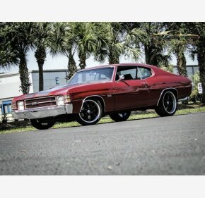 1971 Chevrolet Chevelle for sale 101328982