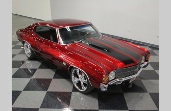 1971 Chevrolet Chevelle SS for sale 101356647