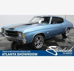1971 Chevrolet Chevelle for sale 101357100