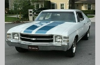 1971 Chevrolet Chevelle Malibu for sale 101362336